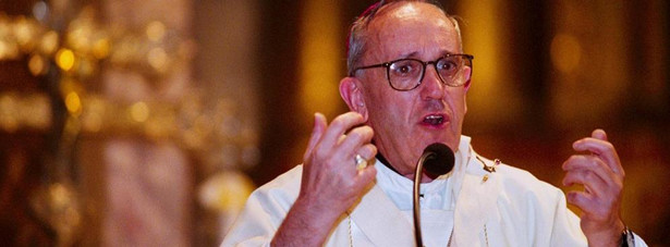 Nowy papież Jorge Mario Bergoglio