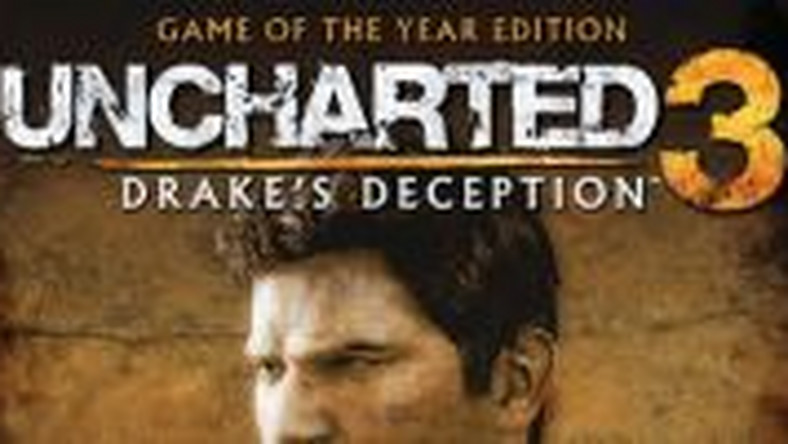 Uncharted 3 ukaże się w edycji Game of the Year