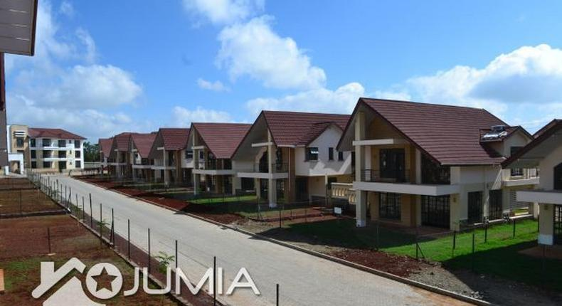 A property advertised in Jumia House Kenya