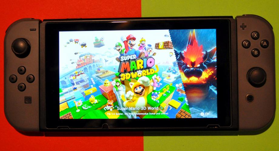 Super Mario 3D Teaser