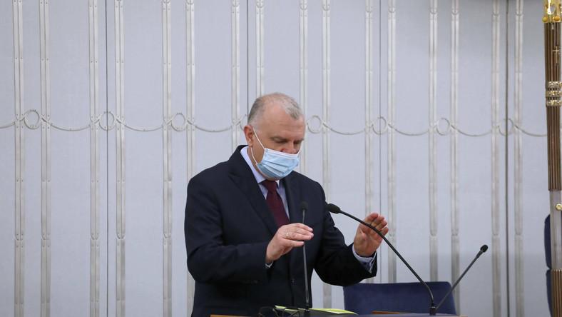 Senator KO Kazimierz Michał Ujazdowski