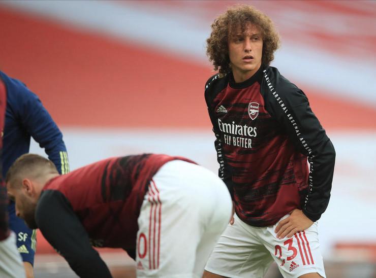 David Luiz, štoper FK Arsenal