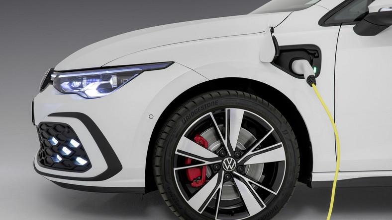 Volkswagen Golf GTE, czyli hybryda typu plug-in