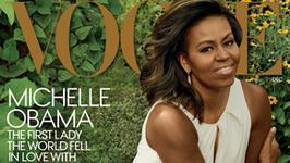 "Michelle Obama na okładce magazynu ""Vogue"". Wow!"