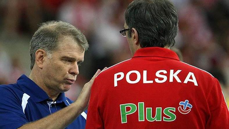Trener Brazylii: Polska gra najlepszą siatkówkę