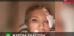 Kosmetyczka oszpeciła klientkę. Kobieta wylądowała na OIOM-ie