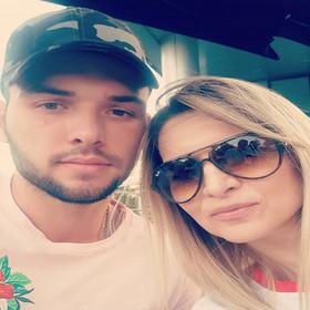 Dejan Ibraimov i majka Natalija