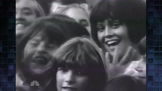 Glumica u mladosti