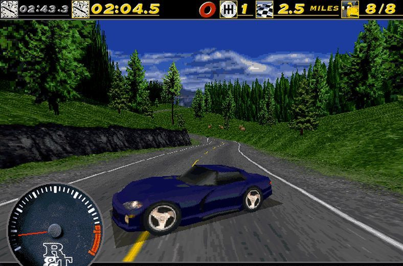 The Need for Speed - 1993 rok