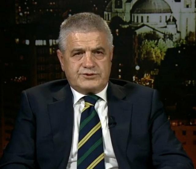 Milisav Čogurić, pomoćnik ministra pravde