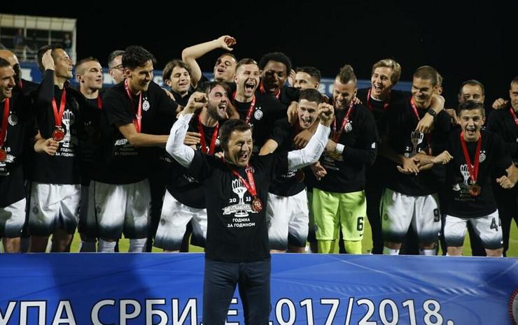 FK Partizan, FK Mladost Lučani