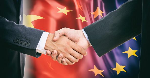 Chiny - Unia Europejska