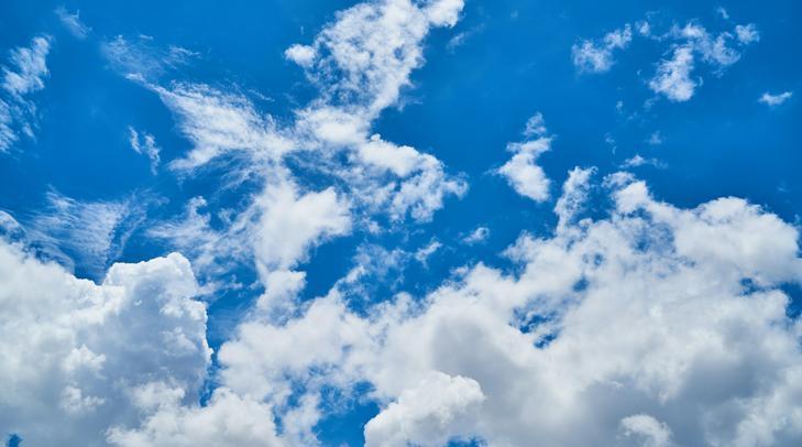 A budapesti időjárás is szép, napos lesz a mai napon /Fotó: Pexels