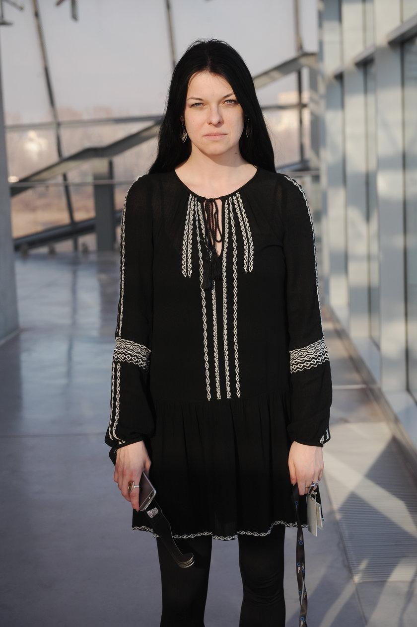 Katarzyna Nowicka z CNK