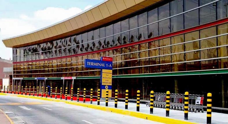 Jomo Kenyatta International Airport (JKIA)'s Terminal 1A