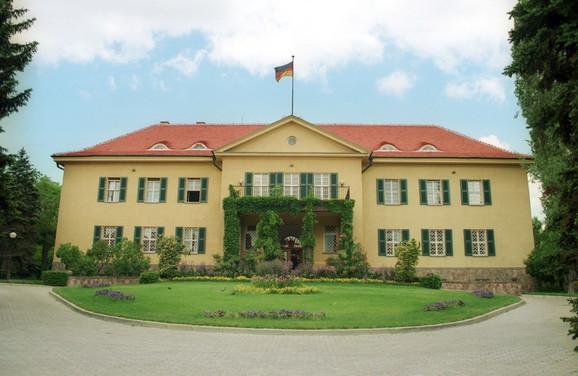 Nemačka ambasada u Turskoj