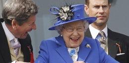 Tak królowa cieszy się z jubileuszu
