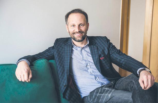 """Szymon Dziak-Czekan, prezes Stowarzyszenia """"Polski Recykling"""""""