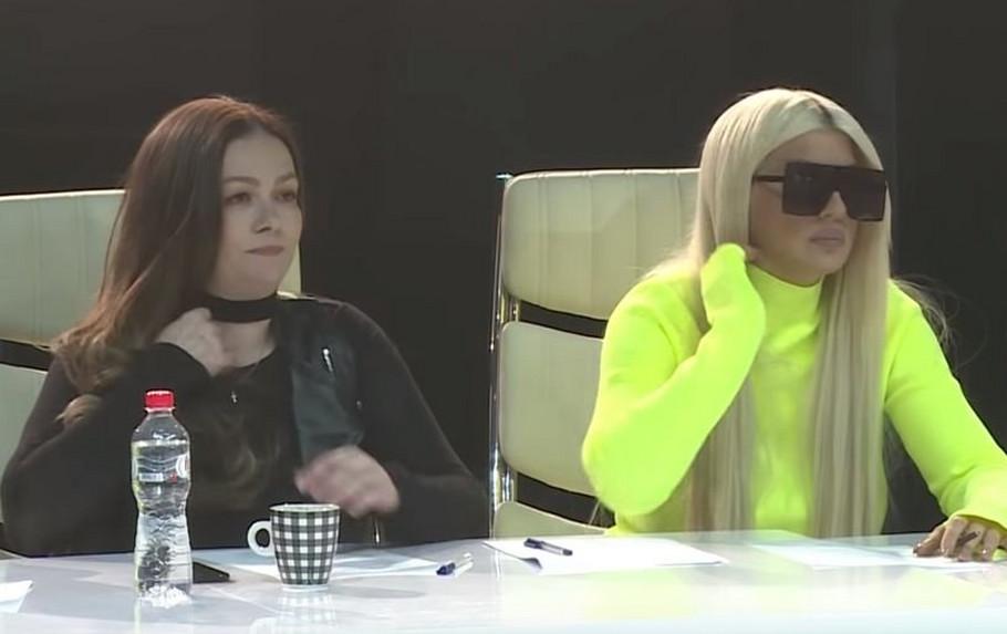 Ivana Peters i Jelena Karleuša