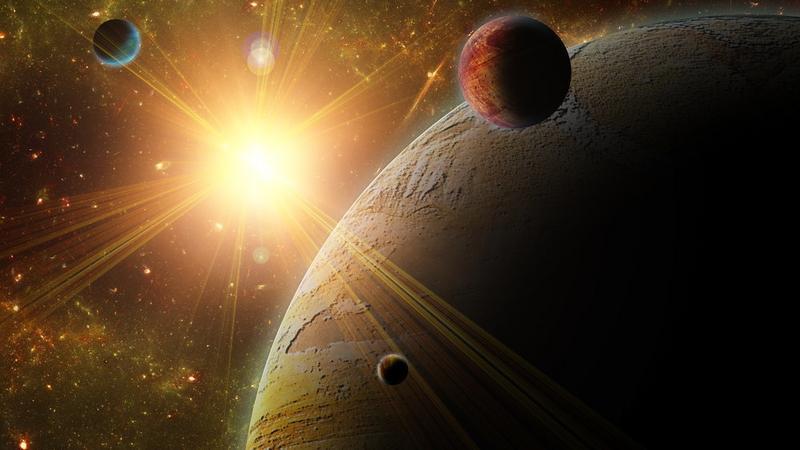 Astronomowie zaobserwowali gigantyczny wybuch supernowej
