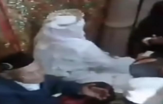 Snimak sa venčanja obilazi svet