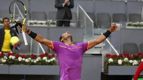 Rafael Nadal musiał namęczyć się w drugiej rundzie