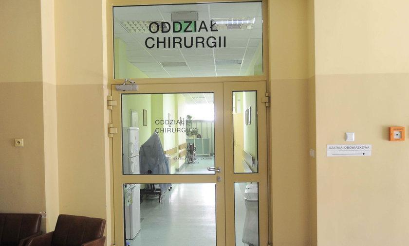 Centrum Onkologii Instytut Marii Sklodowskiej - Curie w Warszawie.