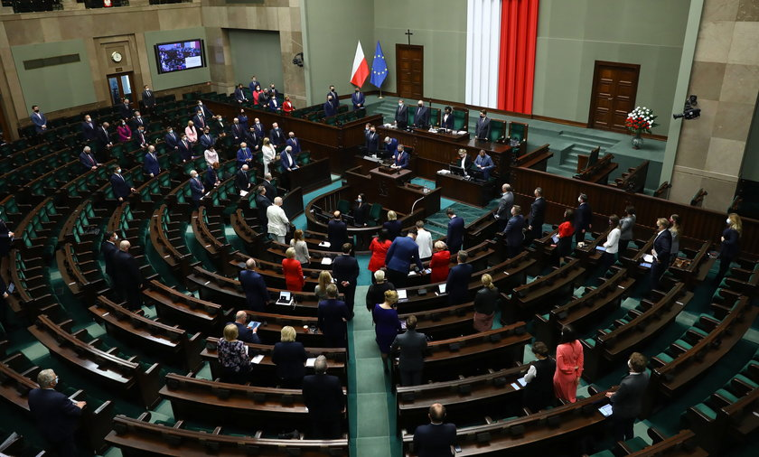 Posiedzenie plenarne Sejmu
