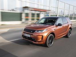 Land Rover Discovery Sport - podobny, ale inny