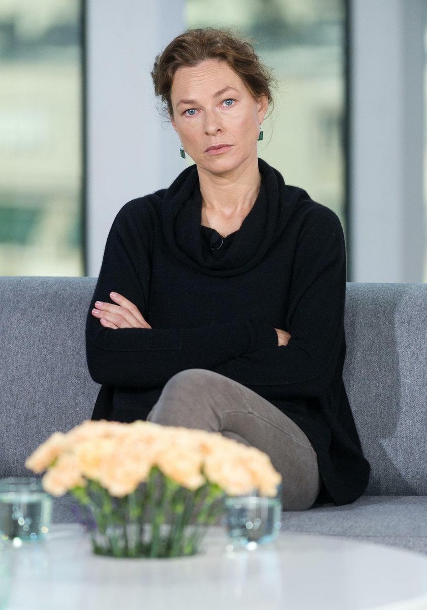 Aleksandra Justa - była żona Zbigniewa Zamachowskiego