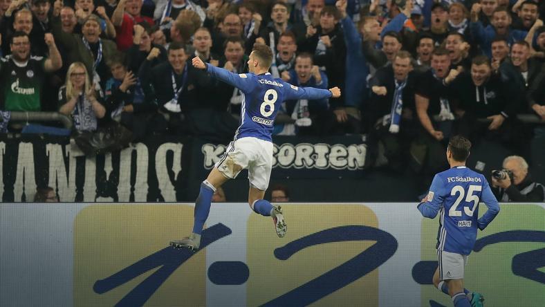 Schalke Gelsenkirchen pokonało FSV Mainz