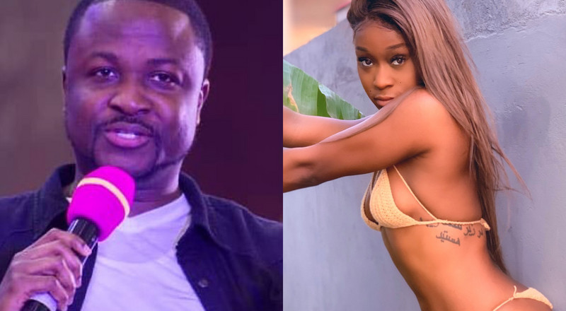 Wake up, these men of God don't give a f**k about you - Efia Odo blasts Pastor Brian