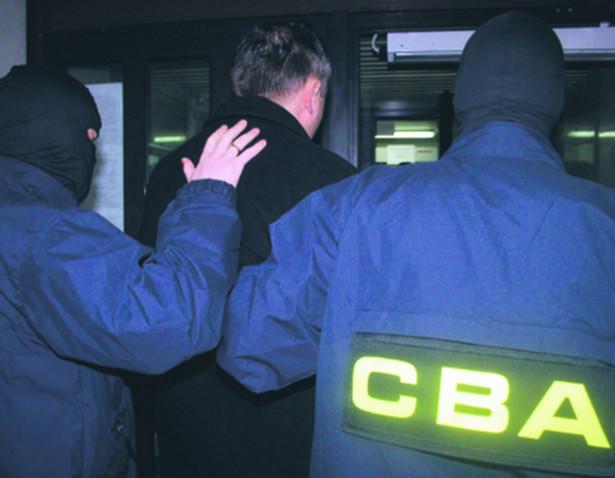 CBA liczy, że zeznania Andrzeja M. wskażą jego mocodawców Wojciech Surdziel/Agencja Gazeta