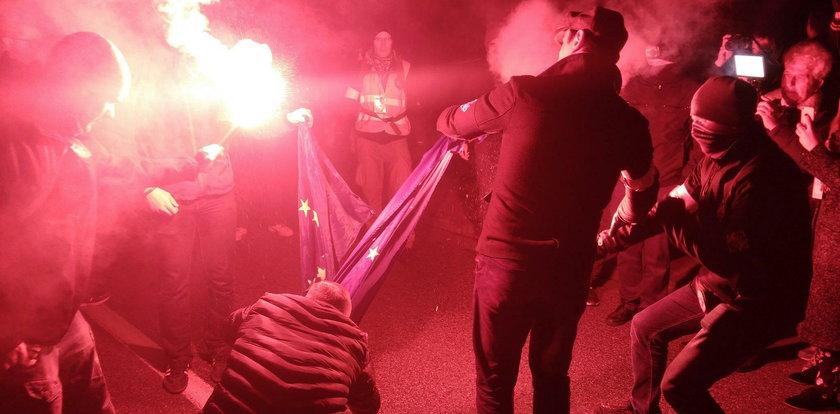 Zamieszki we Wrocławiu i zatrzymania narodowców w całym kraju!