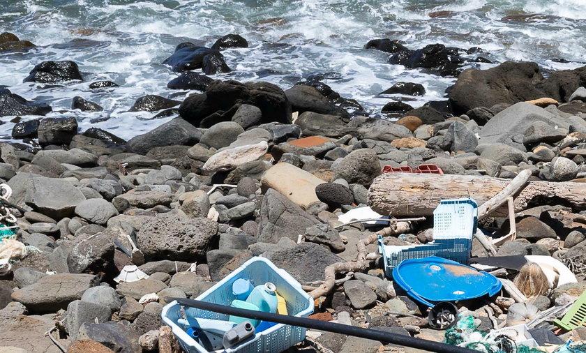 Plastik zalewa Chorwację