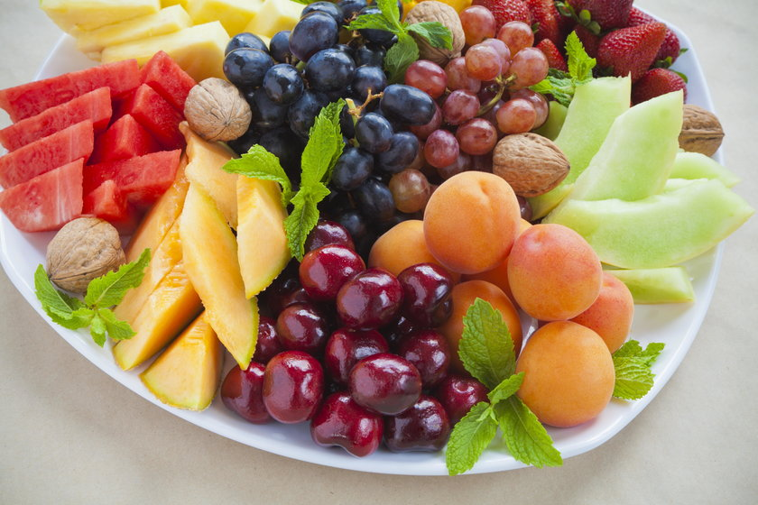 Frutarianizm to dieta Lilliany Muller