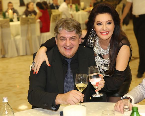 Mnogo posla: Dragana i Toni