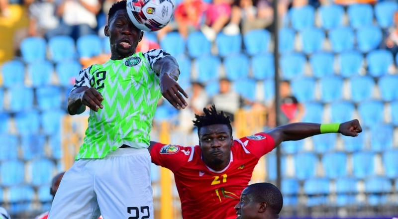 Super Eagles players' rating from 1-0 win over Guinea