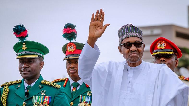 Image result for buhari inauguration