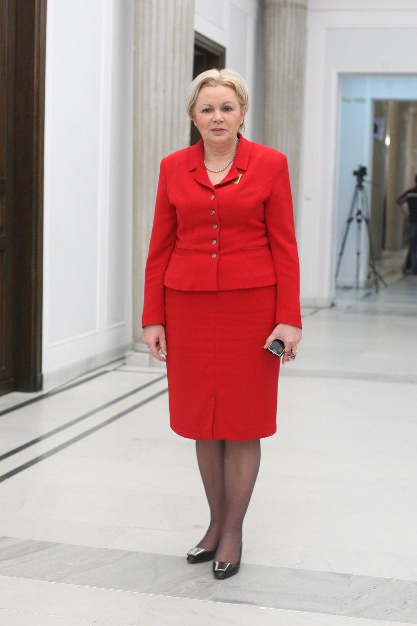 Krystyna Skowrońska, posłanka PO
