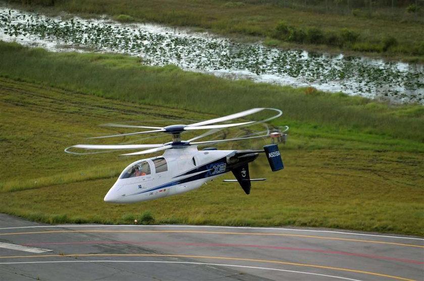 Oto najszybszy helikopter świata