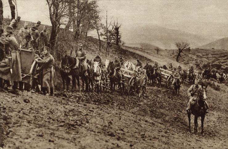 Veliki rat, Prvi svetski rat