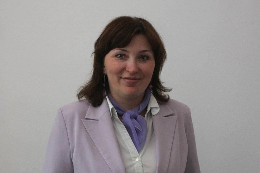 Agnieszka Kłąb z Ratusza