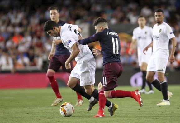 Lukas Toreira asistent kod drugog gola