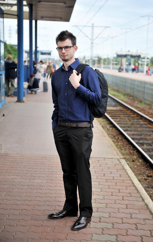 Grzegorz Rostowski (21 l.)