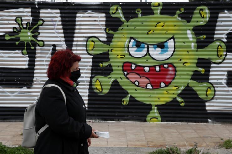 Korona virus u Grčkoj