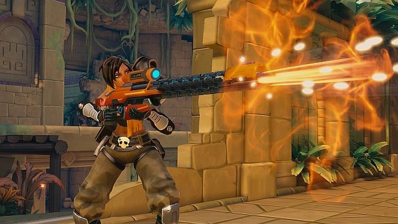 Paladins: Battlegrounds - tryb battle royale na obszernym materiale z rozgrywką