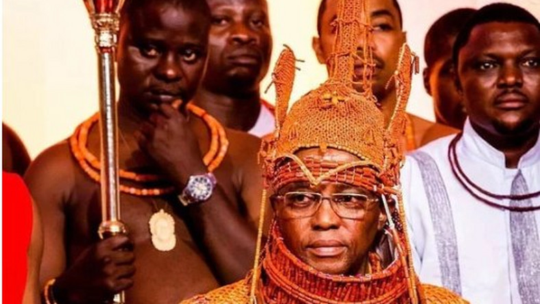 Oba of Benin cautions youths against money rituals - Pulse