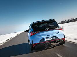 Hyundai i20N – przekonujące 204 KM