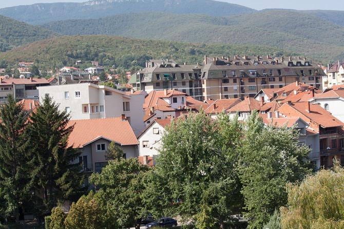 Panorama Sokobanje